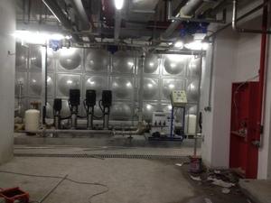 水箱及供水